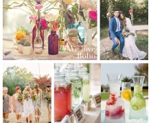 We love Boho Weddings!